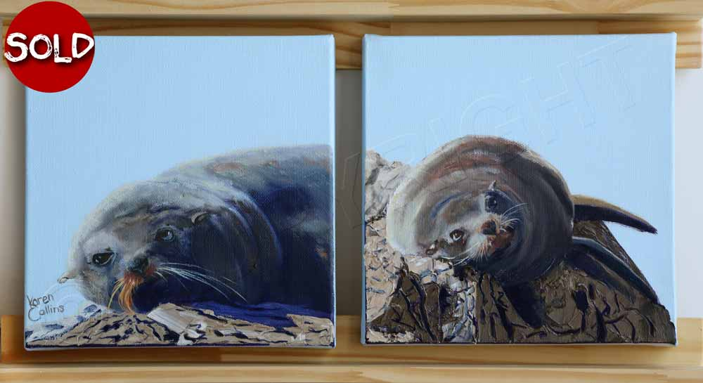 Painting of Seal