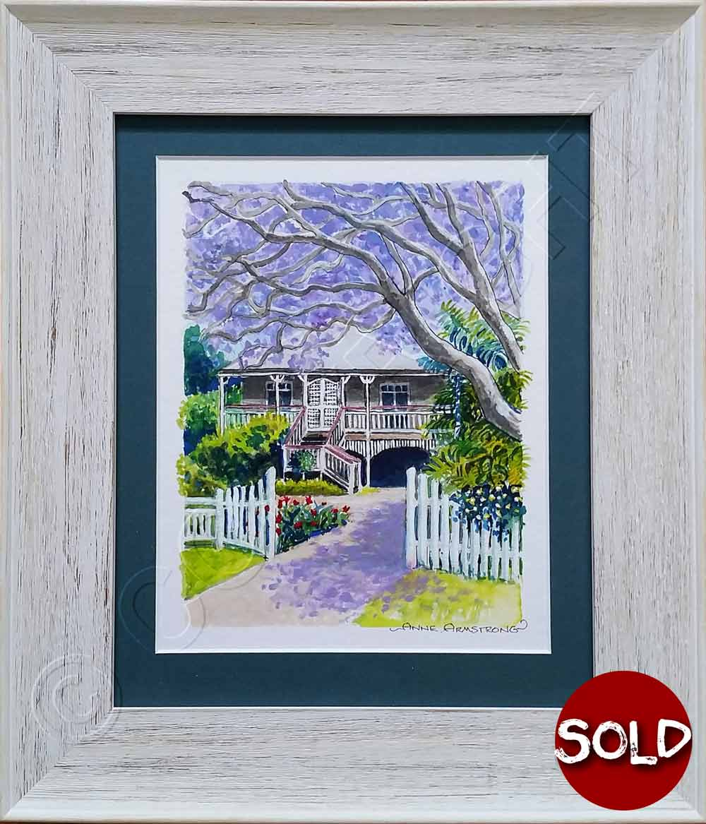 QUEENSLANDER Painting