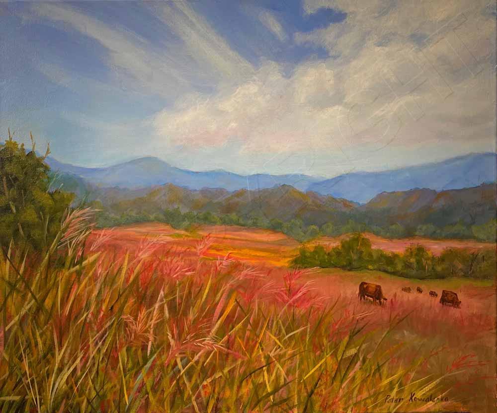 Original Painting by Peter Kowalenko