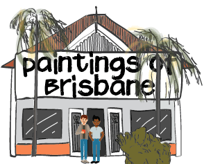 Paintings of Brisbane